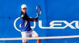 El tenista español Roberto Bautista. EFE / Manuel Lorenzo/Archivo