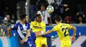 El Villarreal espera dejar atrás el choque del Camp Nou. EFE