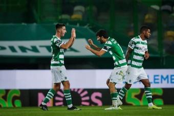 Al Sporting le define su fiabilidad. EFE/EPA