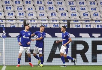 Segunda victoria del curso para el Schalke 04. EFE/EPA