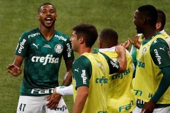 Sao Paulo y Palmeiras no pudieron entrenar en Perú por las restricciones. EFE