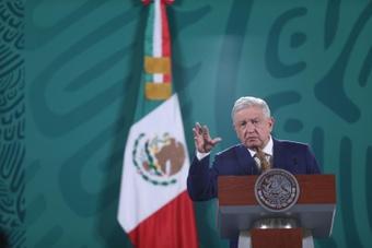 El presidente de México felicitó a Cruz Azul. EFE