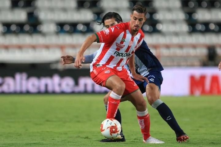 Ian González continuará su carrera en Toluca. EFE/Archivo
