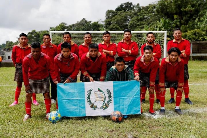 Deportivo Xejuyup sueña con ser equipo profesional. EFE
