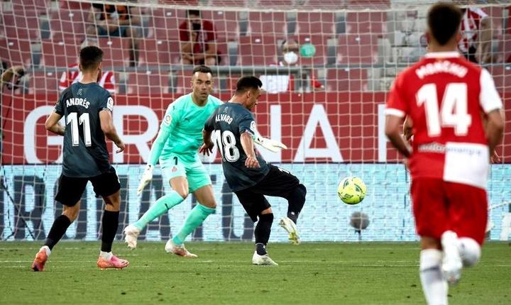 El Girona perdió en la final. EFE
