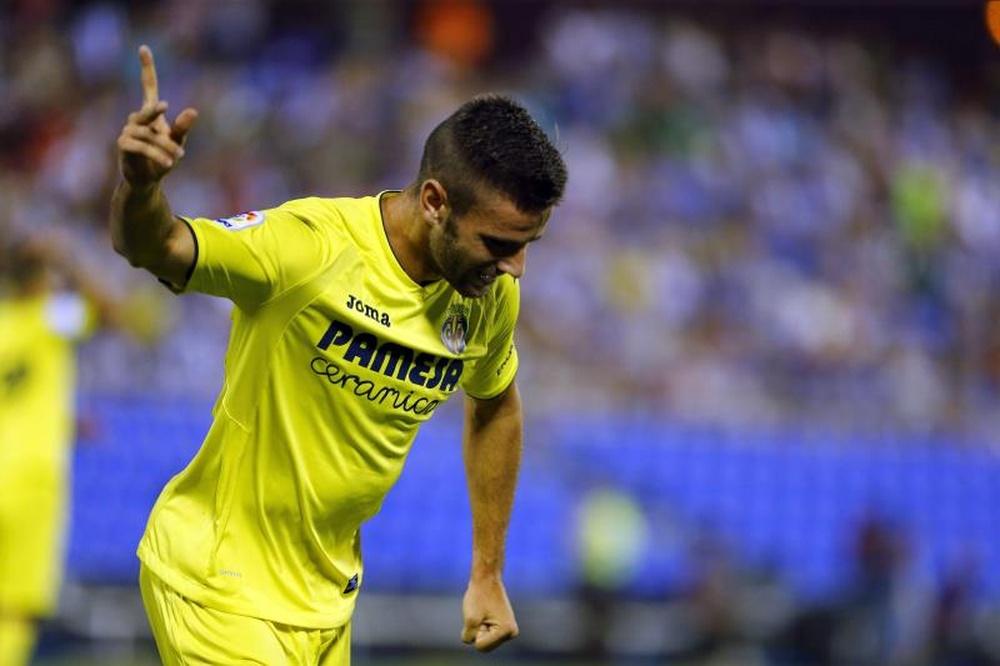 El Villarreal traspasa a Mario González al Sporting de Braga. EFE/J.P. Gandul/Archivo