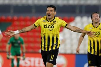 Édgar Benítez ficha por Alianza Lima. EFE