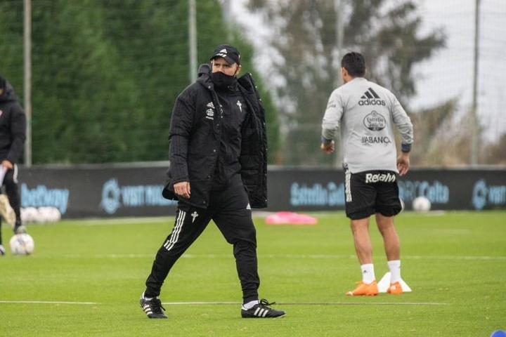 El Celta abrirá los amistosos pretemporada con el Atlético Sanluqueño en Marbella. EFE/Archivo