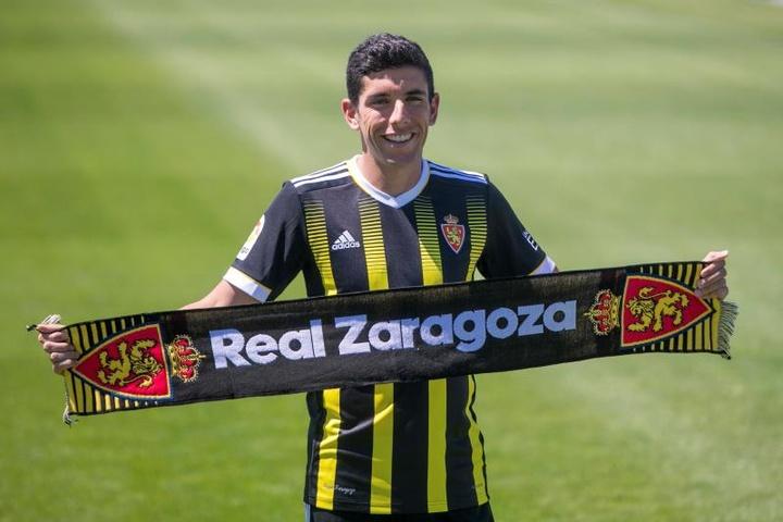 Gaméz dijo que tiene muchas ganas de debutar. EFE
