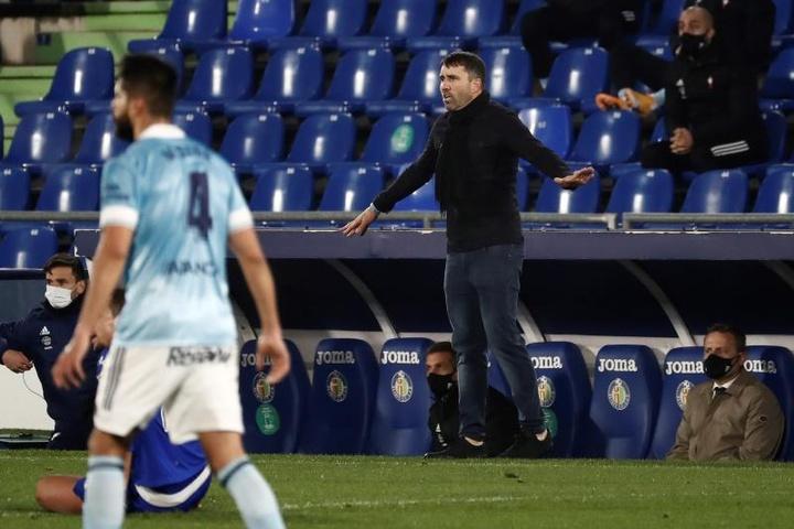 El Celta adelanta su amistoso ante el Atlético Sanluqueño. EFE/Archivo