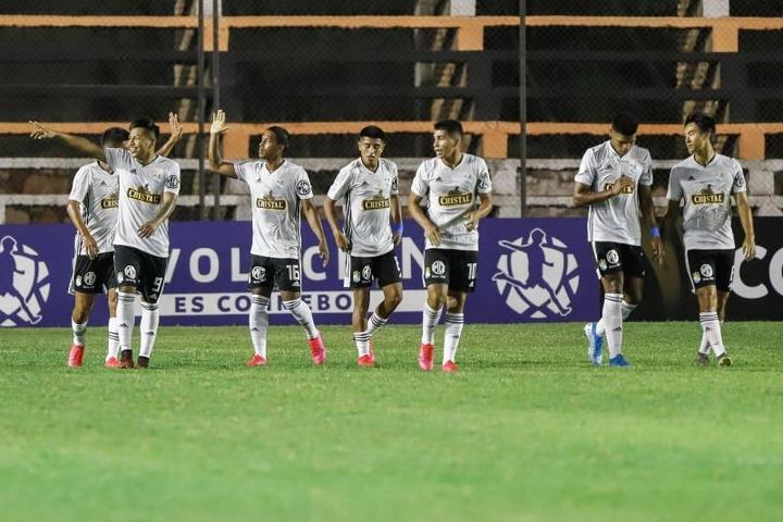 Sporting Cristal ha roto una barrera del fútbol peruano. EFE/Archivo