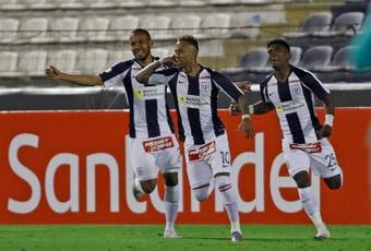 Alianza Lima está de dulce. EFE/Archivo