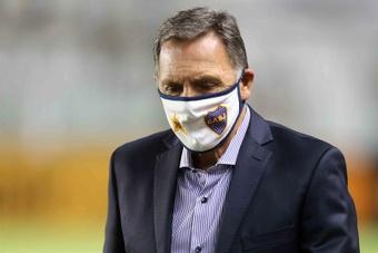 El momento de River y el regreso de los titulares en Boca marcan la jornada en Argentina. EFE