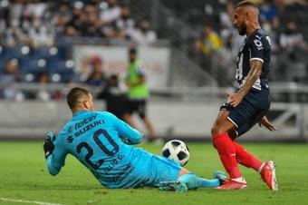 Monterrey venció 2-0 a Pumas. EFE