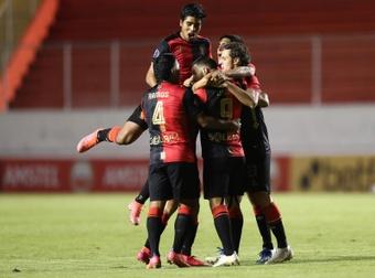 Cinco equipos mandan en la Liga Peruana. EFE