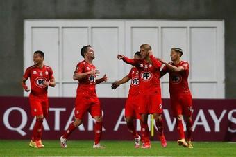Unión Calera recibirá al tercero en la Primera Chilena. EFE