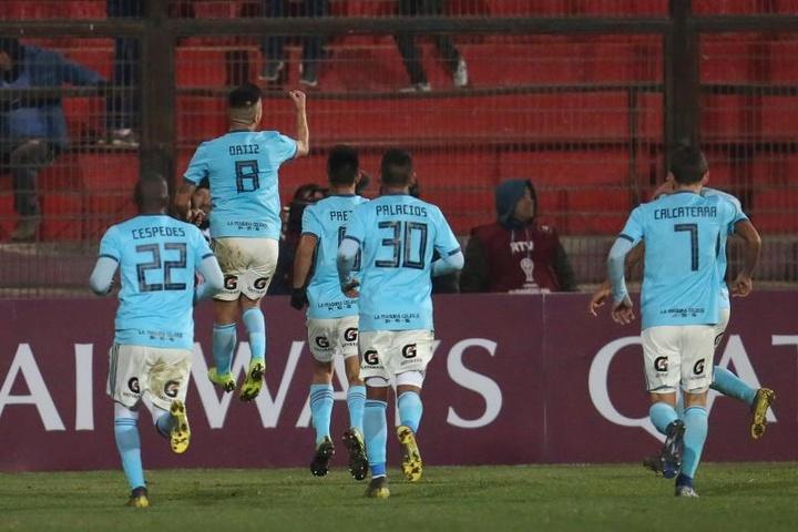 Sporting Cristal se juega volver a la élite americana ante Peñarol. EFE/Archivo