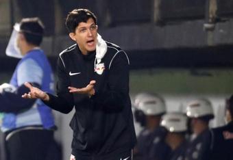 Rosario Central perdió ante RB Bragantino. EFE