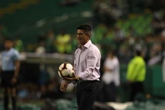 Gustavo Florentín ya no estará ligado a The Strongest. EFE