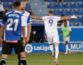 El Real Madrid se enfrenta al Levante en la segunda jornada. EFE