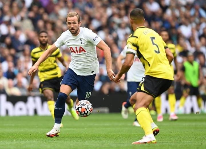 El Tottenham volvió a ganar por la mínima. EFE/EPA