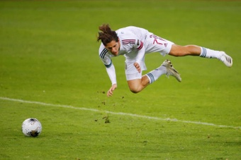 Santiago Muñoz jugará en la Premier este curso. EFE/Archivo