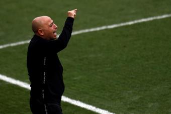 Villacampa definió el estreno ante Real Madrid como la primera final de la campaña. EFE