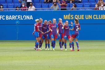 Barça y Atlético ganaron en la primera jornada. EFE