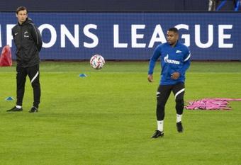 Malcom y Claudinho, castigados sin jugar ante el Chelsea. EFE