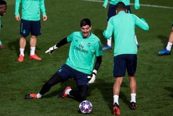 El Madrid se enfrenta al Celta en Liga. EFE