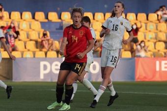 LaLiga y Visa, de la mano para garantizar el éxito del fútbol femenino. EFE