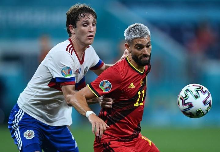 Mario Fernandes, un habitual de Rusia, deja la Selección. EFE
