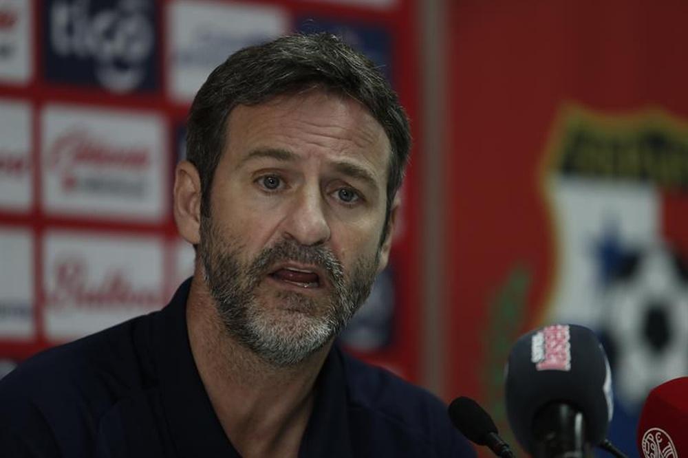 Dóniga, nuevo ayudante de la Selección de Panamá. EFE