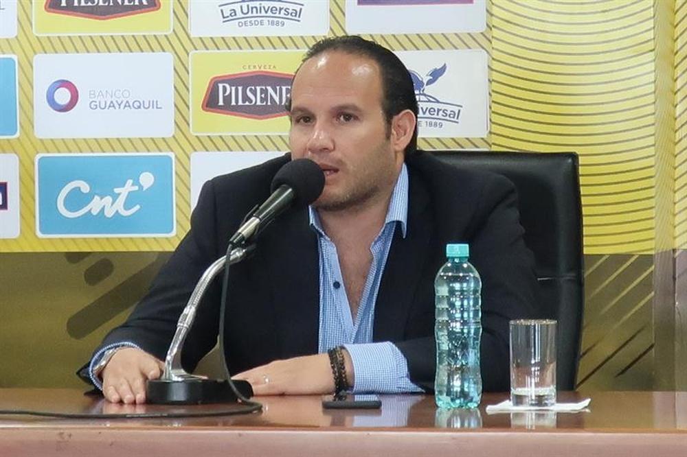 La Liga Pro ecuatoriana logra un acuerdo de pagos y los árbitros acabarán su huelga. EFE