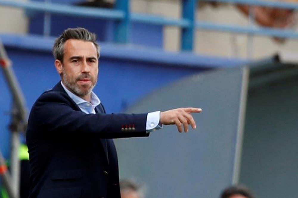 Vilda resaltó la buena salud del fútbol femenino español. EFE
