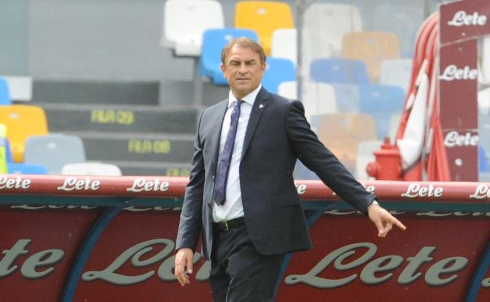Semplici, primer despedido en el 'Calcio' junto a Di Francesco. EFE