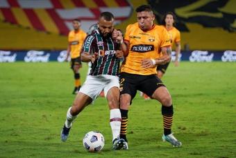 Barcelona recuperó efectivos para la Libertadores. EFE