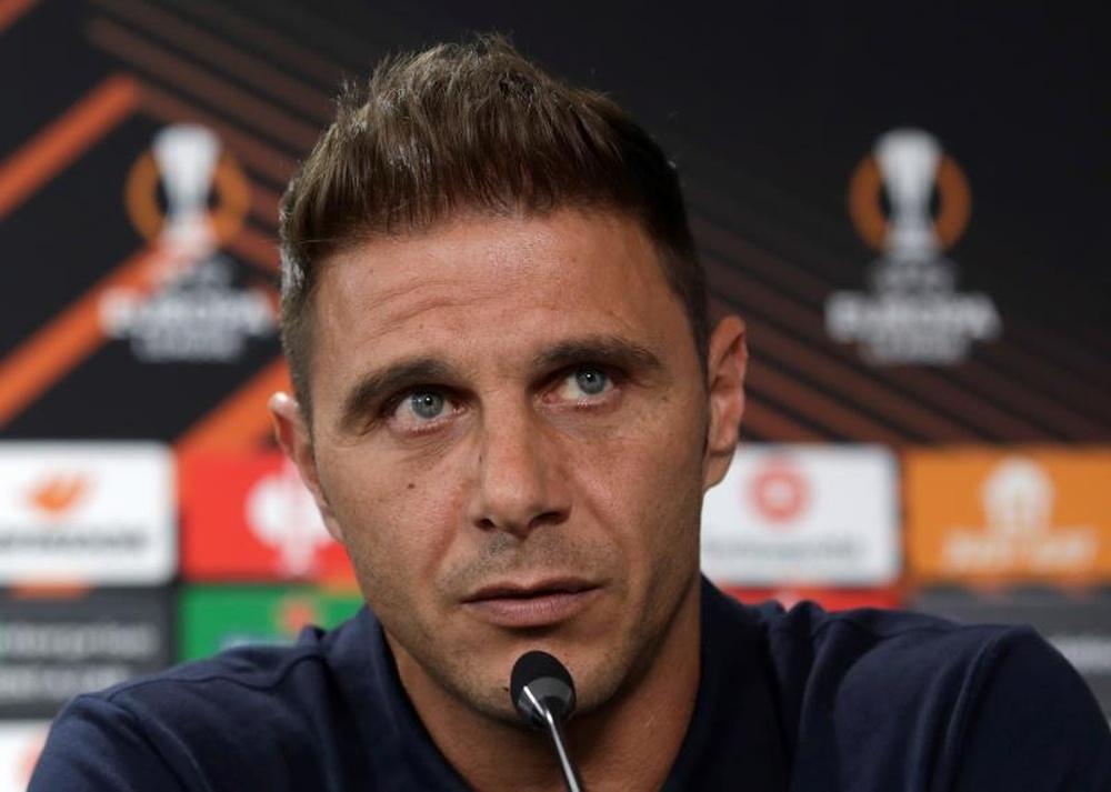 Joaquín no menospreció, ni mucho menos, la Europa League. EFE