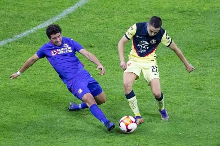 Álvaro Fidalgo comparó al América y el Real Madrid. EFE