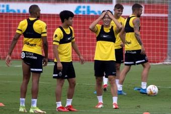 Kubo vuelve a Madrid con el Mallorca. EFE
