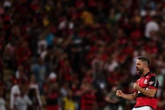 Flamengo recibe a Barcelona para arrancar la semifinal. EFE