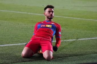 Josan pidió pasar página tras la derrota ante el Villarreal. EFE
