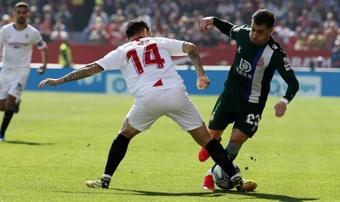 El Espanyol lleva sin ganar al Sevilla en casa desde 2011. EFE