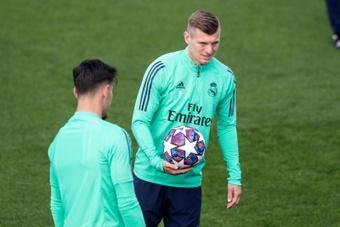 El Real Madrid recibe la visita del Villarreal en la séptima jornada. EFE