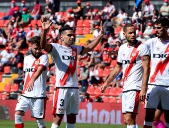 El Rayo gana en redes y en ventas con el 'Tigre' en sus filas. EFE