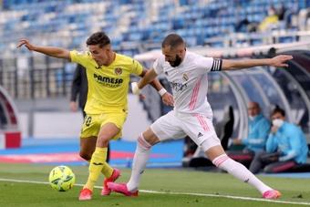 El Madrid espera seguir a la cabeza de la tabla: el Villarreal, su próximo rival. EFE
