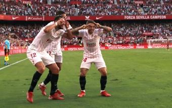 Sevilla y Espanyol se citan para culminar una semana de siete puntos. EFE