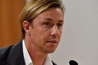 Guti elogió el papel de los jóvenes en el Madrid. EFE