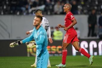 El Benfica solo entiende de victorias. EFE