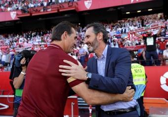 Lopetegui, preocupado por En-Nesyri; Vicente Moreno vio injusto el 2-0. EFE